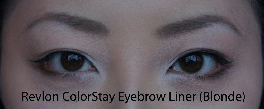 Revlon ColorStay Eyebrow Liner VS Models Prefer Eyebrow
