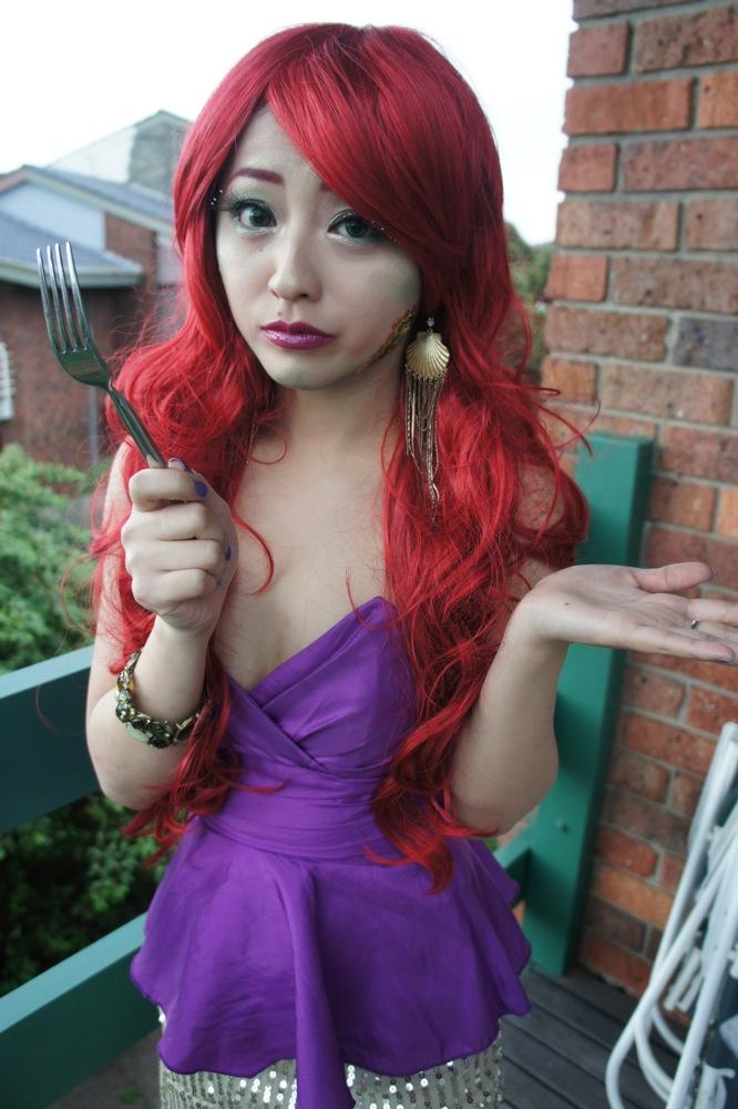 The Little Mermaid Misspixielulu
