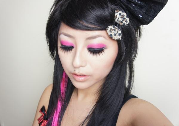 Cute Punk Makeup Ideas